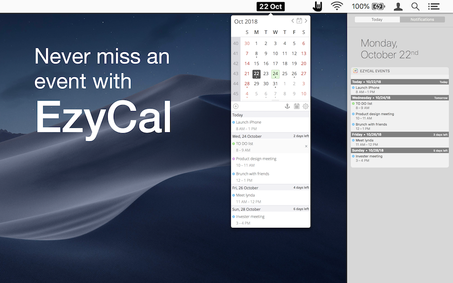 15 Best calendar apps for Mac OS X as of 2019 - Slant